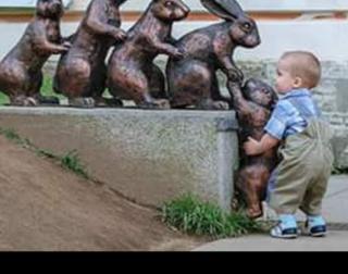 Lost childhood...