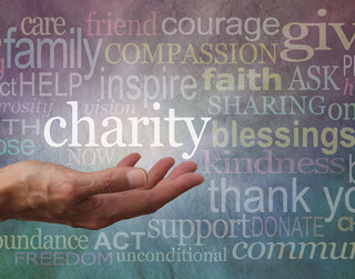 The Art of Charity
