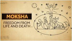 Answer this and attain MOKSHA.