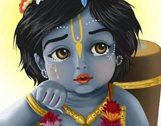 Krishna's Loving Grace..