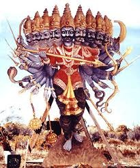 Dying Ravana shared his knowledge with Rama