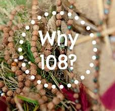 The reason why 108 is considered sacred in Hinduism