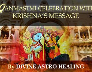 Unique celebration of Krishna Janmashtami as Knowledge day by DAH family