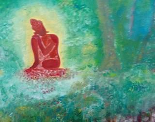 Buddha & The Walking Tree - A short story