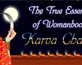 The true essence of womanhood - Karva Chauth