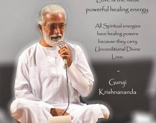 There is more to Healing -- by Guruji Krishnananda