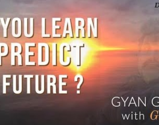 Can you learn to predict future?