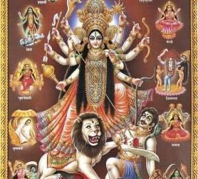 NavDurga: Spiritual Significance (Telgu)
