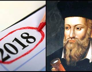 Nostradamus predictions for 2018