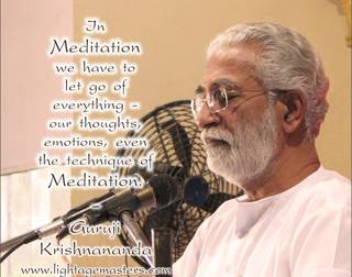 State of Awareness by Guruji Krishnananda