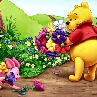 I love Winnie the Pooh ,do you ?