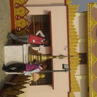 संकिसा की यात्रा । शास्त्री राहुल सिंह बौद्ध ।