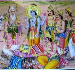 भीष्म-कृष्ण की अंतिम वार्ता... जीवन का सबसे बड़ा सूत्र!