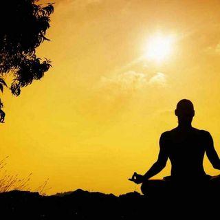 मन की पवित्रता ज्ञान से हैं ध्यान से नहीं ...