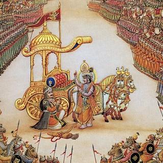 Was Mahabharata War Fought?