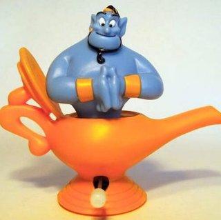 Mind@Genie in the Lamp