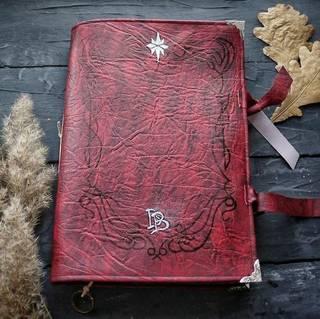 एक लाल डायरी