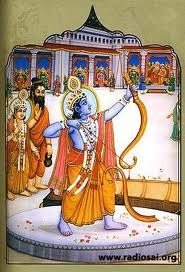 Why was no one  happy in Ramayana...?