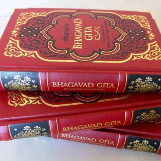 The Bhagwad Gita As A Scientific Handbook
