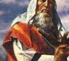 Abraham becomes Brahmin in Sanskrit