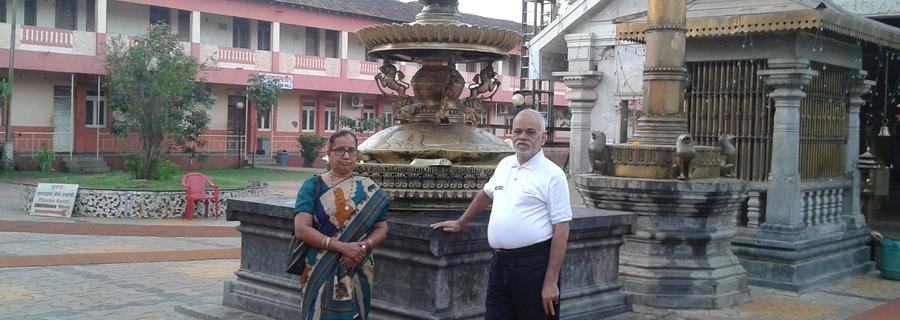Shree Mahalasa Narayani Temple, Mardol