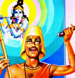 Surdas, The Blind Krishna Devotee...