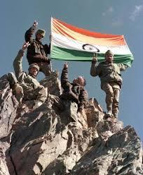 JHANDA UCHA RAHE HAMARA, NATIONAL FLAG SHOULD FLY HIGH.