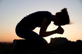 (1) Pray aloud