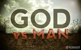 Man versus God