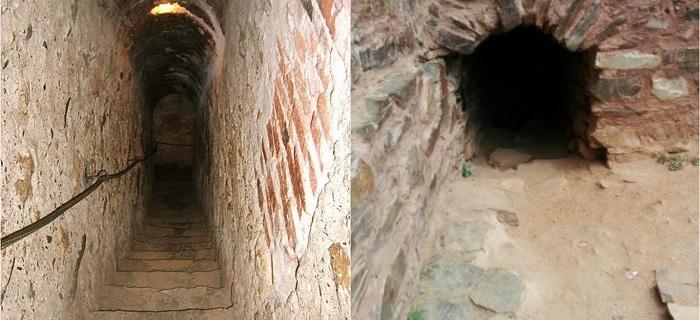 Secret passage to kund