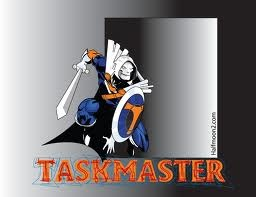 God as a rigid taskmaster