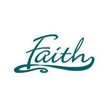 Faith is unshakable acceptance