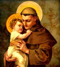 Prayer to Saint Anthony the Wonder-Worker