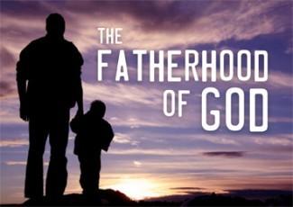 Concept of fatherhood upon God