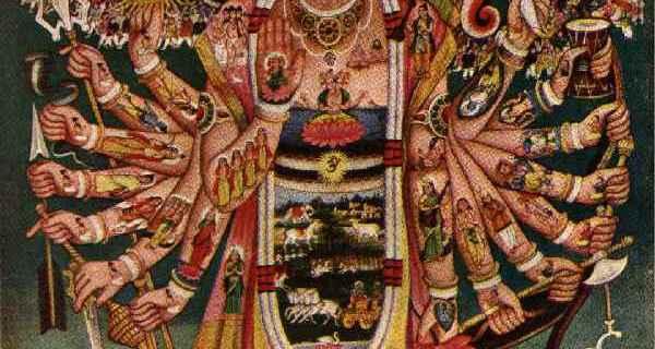 BRAHMAN - THE SUPREME HINDU GOD