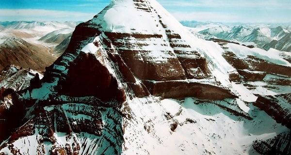 Mystery behind Mount Kailash