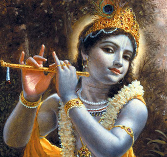 Holi belongs to Krishna !