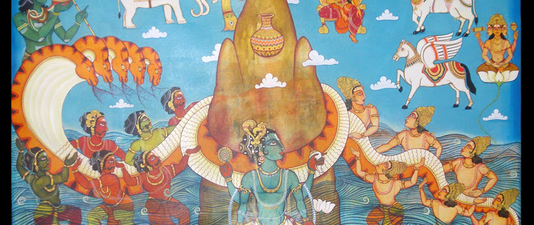 How Samudra Manthan is relevant today