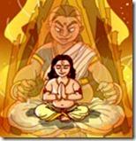 Holika And Bhakt Prahlad