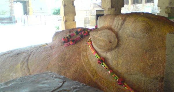Yaganti Temple, Andhra Pradesh