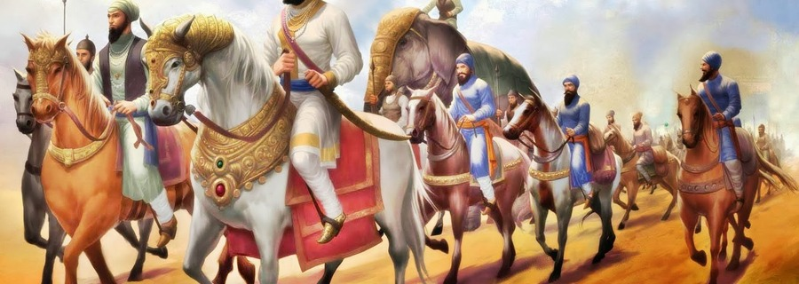 The death of Guru Gobind Singh Ji