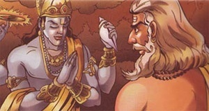 2. Bhrigu Acharya's Curse on Vishnu