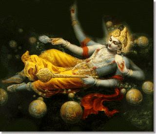 The Thousand Names Of Maha Vishnu