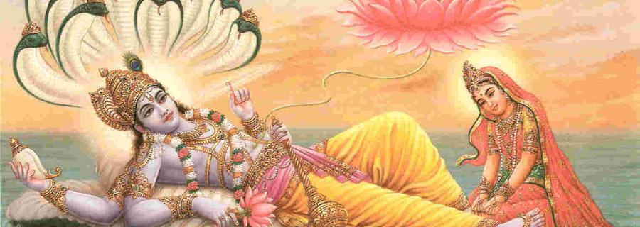 Prelude to the Sahasranamam