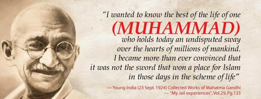 What they say about Muhammad (pbuh)