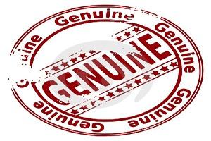 Give Genuine Info