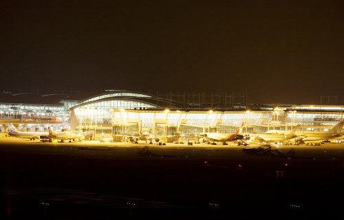 2. Incheon International Airport, Seoul, South Korea