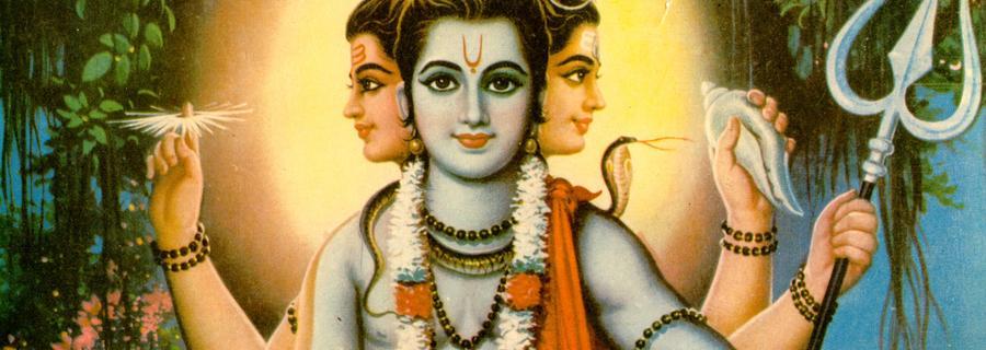 Origins of Dattatreya