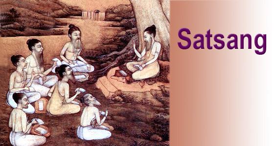Step 1: Satsang