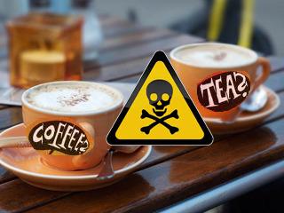 BROWN POISON NAME: TEA & COFFEE!!!